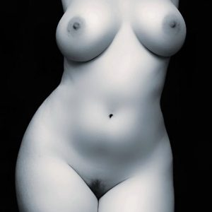 Nude on Oven